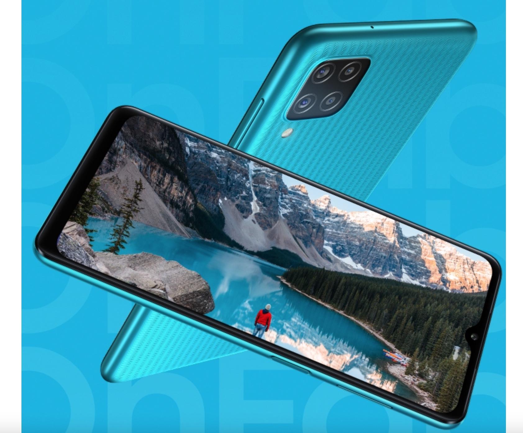 تعرفوا على مراجعة مواصفات هاتف Samsung Galaxy F12