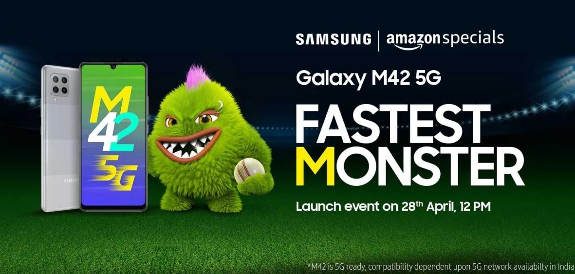 صورة تعرفوا على هاتف Galaxy M42 المرتقب ومعالجه الجديد