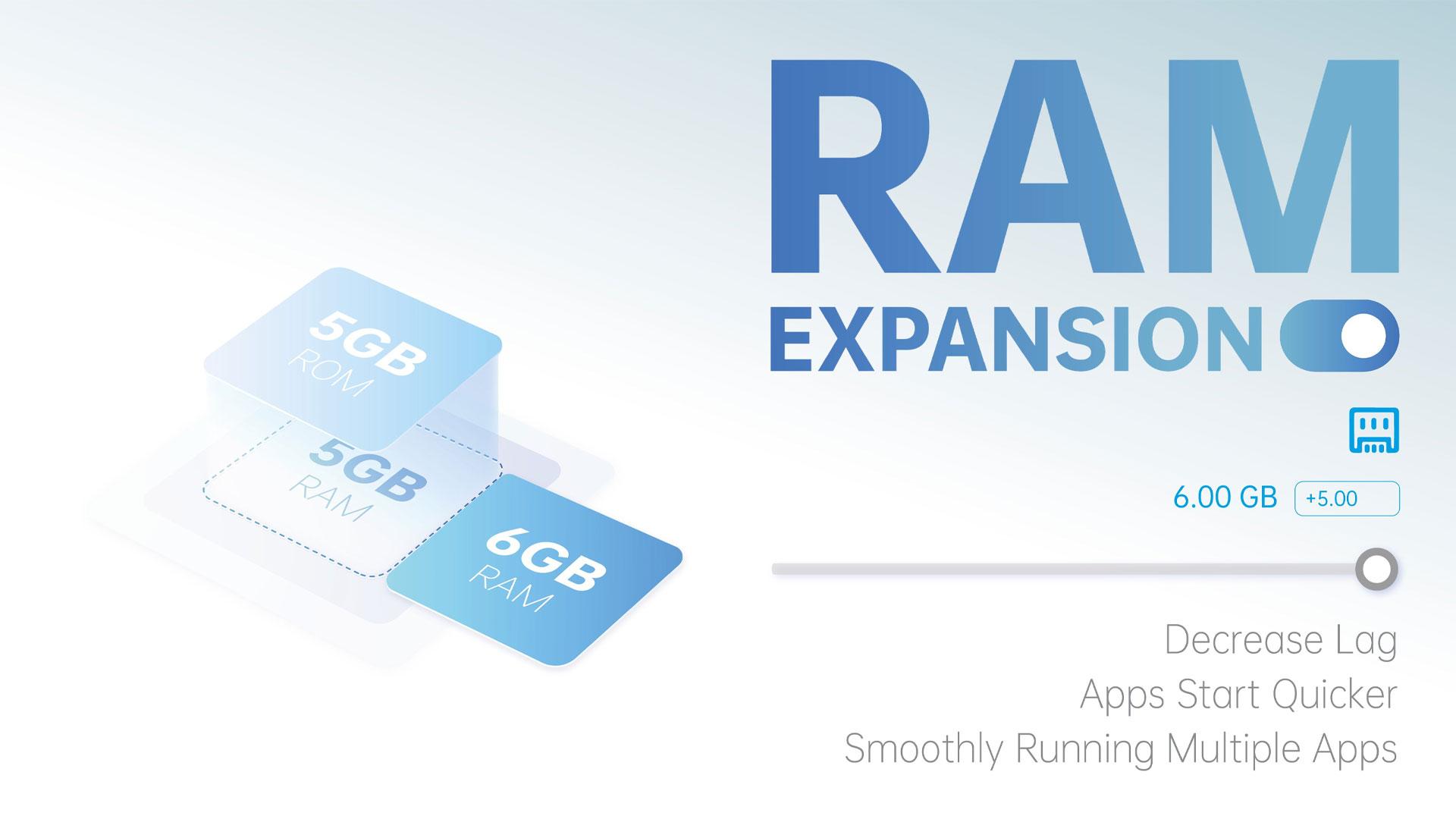 صورة ما هي ميزة الـ Memory Expansion وما هي هواتف اوبو الداعمة لها